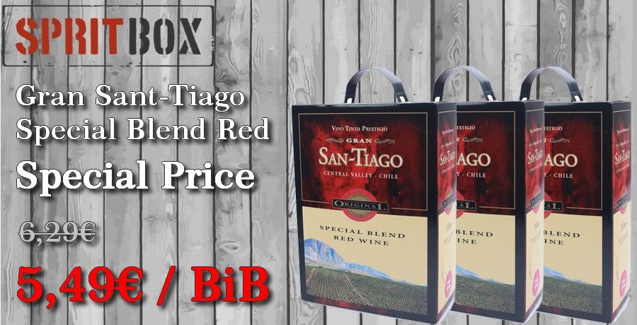 Gran San-Tiago Special Blend Red