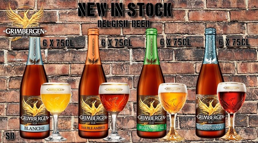 Grimbergen Belgish Beer