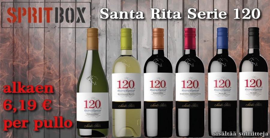 Santa Rita 120